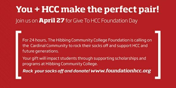 Give to HCC Foundation Day