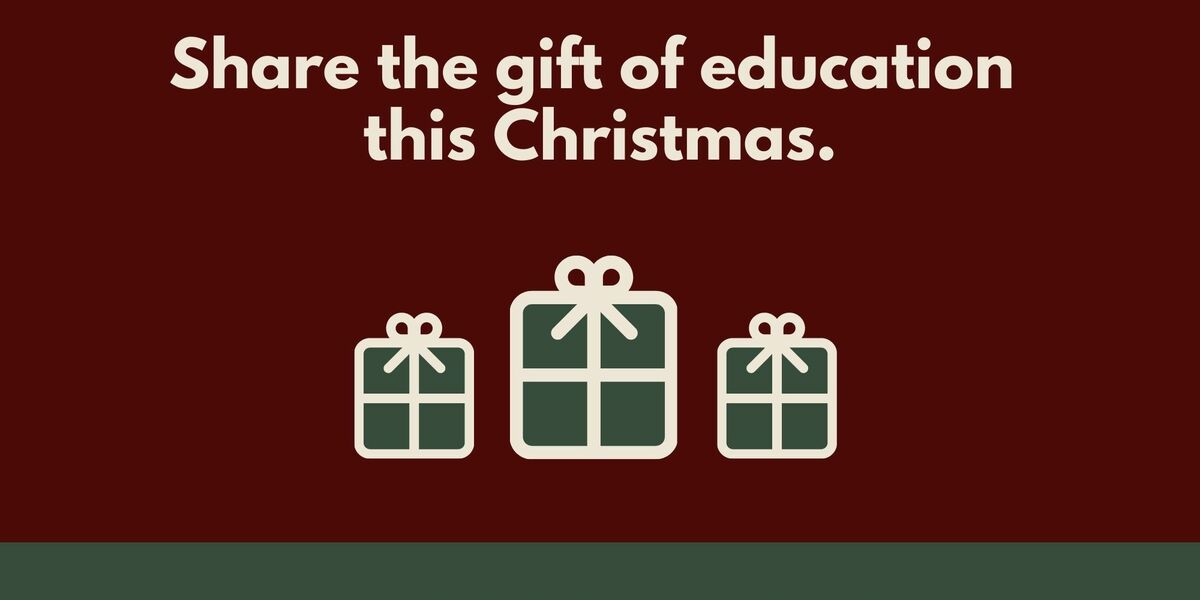 The Gift of Education 2020 Giving Guide